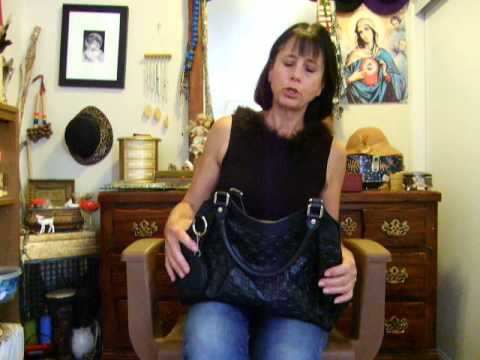 Thrift Store Finds--Designer handbags - YouTube