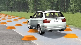 Beamng drive - Hump Bumps
