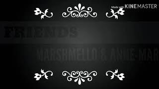 #Marshmello #Anne-Marie Lirik Lagu: F-R-I-E-N-D-S (Feat. Anne-Marie) - Marshmello