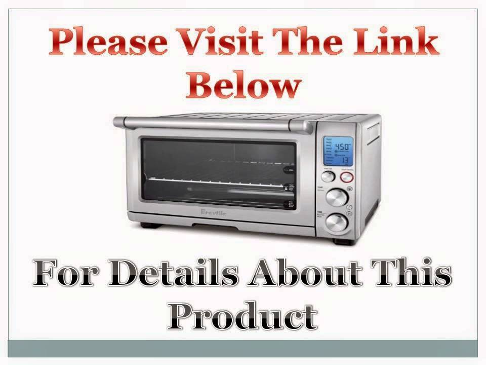 Breville Bov800xl Smart Oven Convection Toaster Oven Youtube