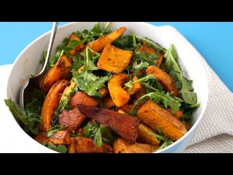 Balsamic Roasted Sweet Potatoes & Squash - Martha Stewart