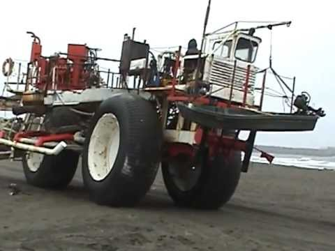 Nome 06 Beach Mining Machine