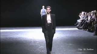 Haider Ackermann ✰ Spring/Summer 2013 Full Edited Show Thumbnail