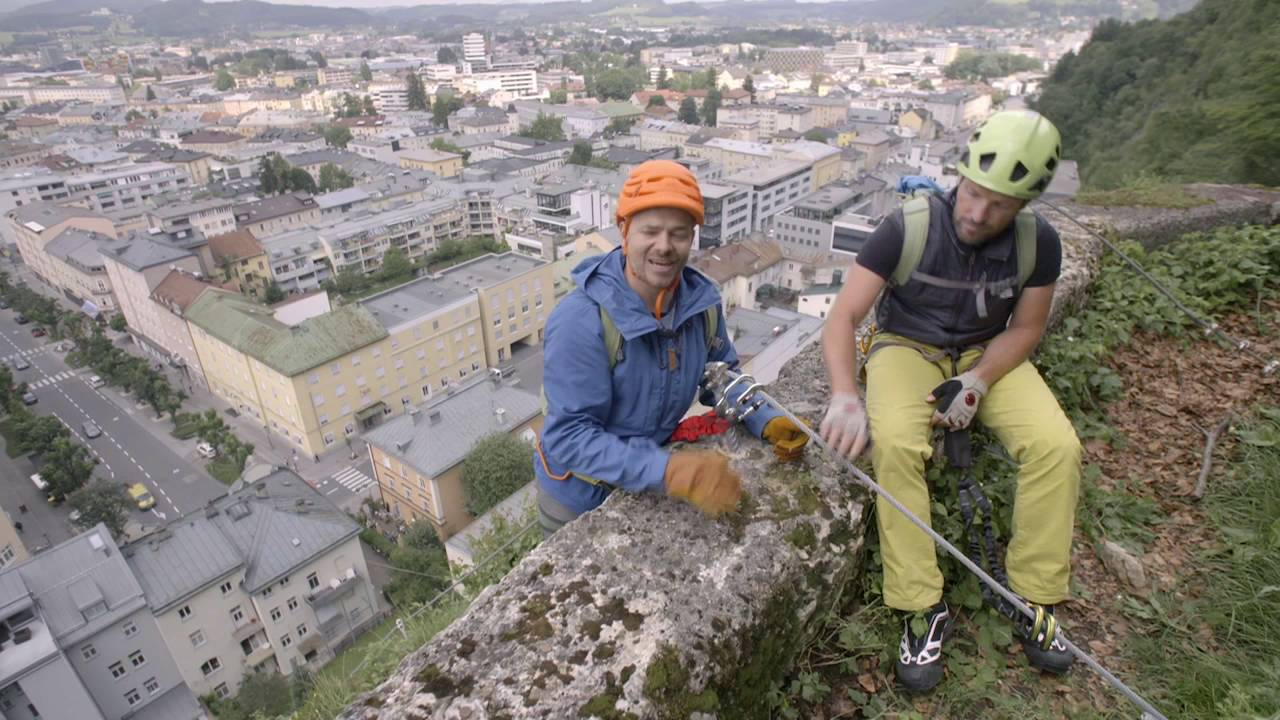 Klettersteig Fall : ᐅ hausbachfall klettersteig tÜv geprüft bei reit im winkl