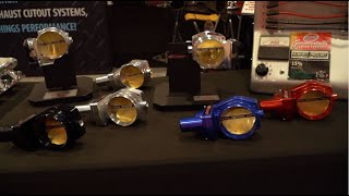 SEMA 2019: Get More Air In Your Engine With Granatelli Motor Sports Throttle Bodies