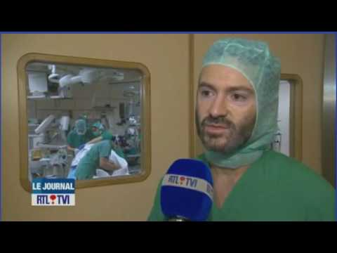 Chirurgie vasculaire sous hypnose