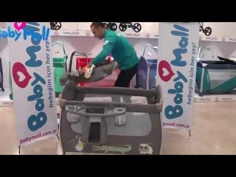 Kraft Roma Park Yatak Kurulumu ve Ürün Tanıtımı | BabyMall