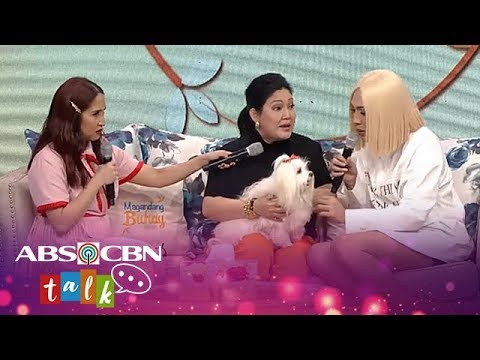 Magandang Buhay: Maricel Soriano's love for dogs