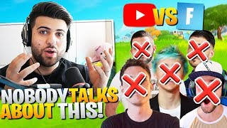 This *HUGE* Change Could Be A DISASTER For Fortnite YouTubers! (Fortnite Battle Royale)