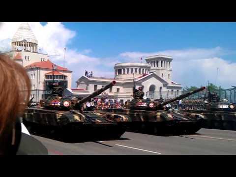 Nagorno-Karabakh Artsakh Army May/9/12 Next Stop Baku