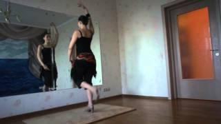 Free flamenco lessons for beginners /Дроби на 4х дольный Tangos/ Уроки фламенко для начинающих