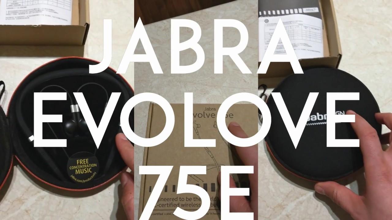 Jabra Evolve 75e Deep 2 Months Review 2018 Youtube