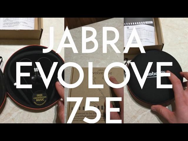 Jabra Evolve 75e Extensive Review Irish Tech News
