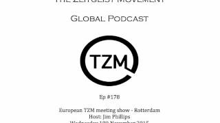 Ep 178 European TZM meeting show - Rotterdam