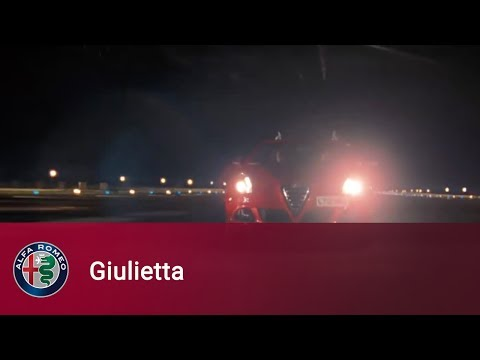 Giulietta and Fast & Furious 6 - Backstage scenes