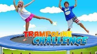 Challenge Trampoline pour l'ETE