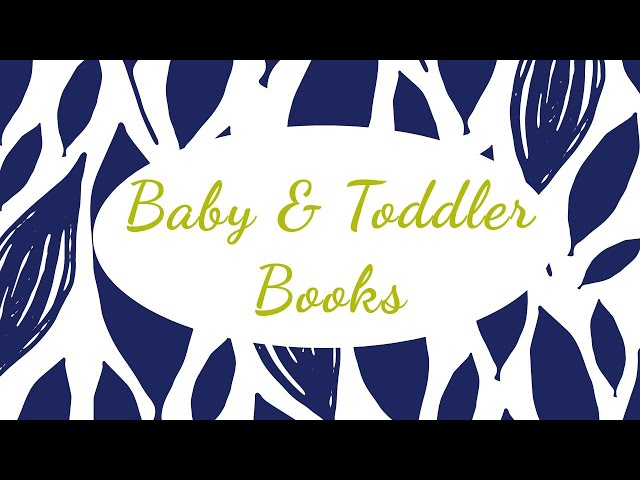 New Baby & Toddler Books From Usborne Books & More (July 2020)