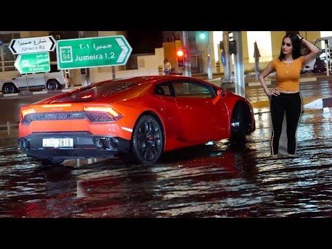 When it Rains in Dubai ...