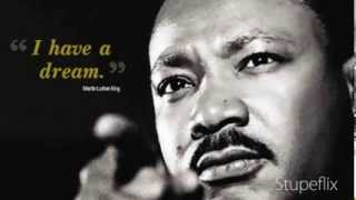 I have a Dream Let Freedom Ring!  Dr Martin Luther King Jr