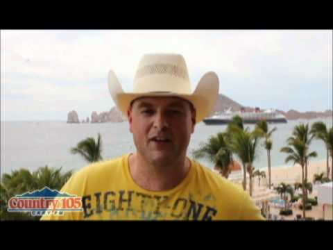 "Gord Bamford Shooting ""Is It Friday Yet"""