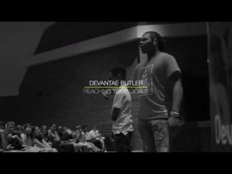 Devantae Butler Speaks at Steel Valley Middle School