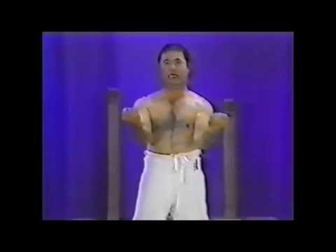 Goju ryu kata. Sanchin