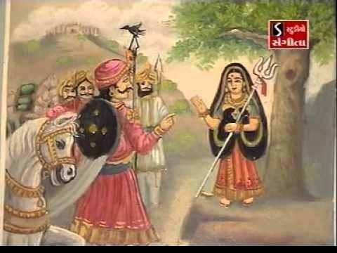 Suresh Rawal | Galdhare Thi Khodal Aave Matel Gam | Khodiyar Maa No Mandvo