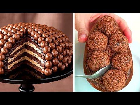 recettes-de-gâteau-au-chocolat-faciles-pour-une-fête-🎂🍫-délicieux-gâteau-(avril)-#-02