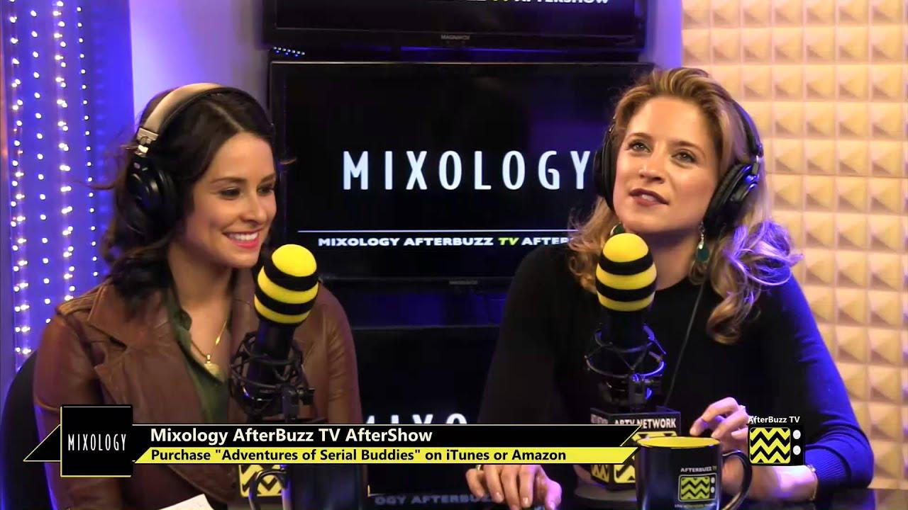 "Download Mixology After Show w/ Alexis Carra Season 1 Episode 3 ""Bruce & Jessica""   AfterBuzz TV"