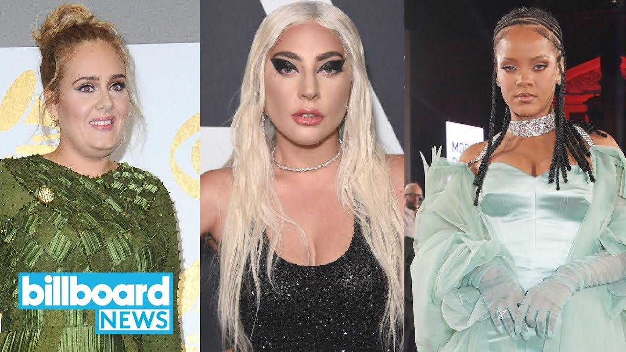 SERIOUS Question: When Are We Getting Albums From Rihanna, Lady Gaga and Adele?! | Billboard News