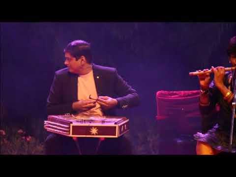 Yaad Kiya Dil ne | Santoor Flute Duo Live | Mangesh Jagtap| Vishal Pathak