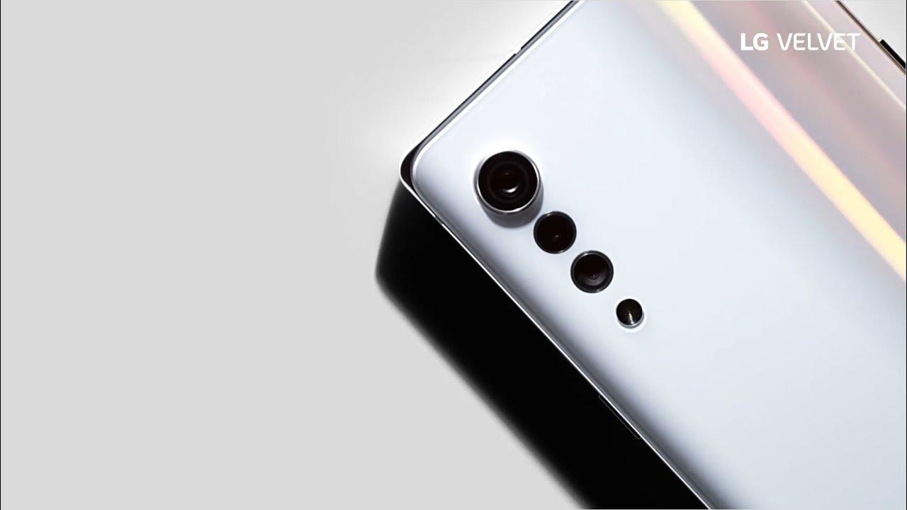 LG Velvet design and chipset officially revealed - GSMArena.com news