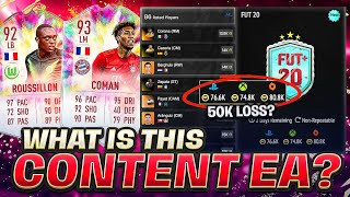 THIS CONTENT IS HORRENDOUS! FIFA 20 Ultimate Team