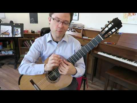 Less: Easy Greensleeves for Classical Guitar