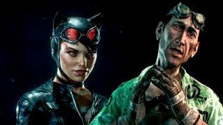 Женщина кошка отбивает доллары [Catwooman Batman Arkham Knight Episodes]
