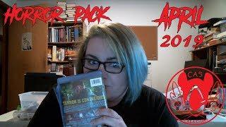 Horror Pack April 2019