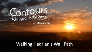 Walking Hadrian's Wall Path with Contours Walking Holidays