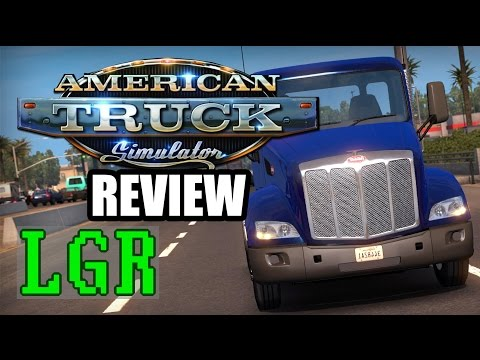 LGR - American Truck Simulator Review
