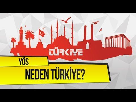 Üniversite Eğitimi İçin Neden Türkiye?   YÖS