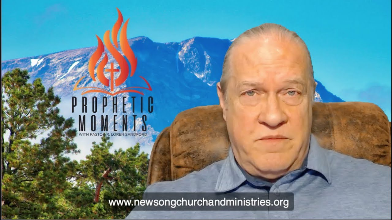 HOUR OF DECISION and RISING REMNANT - R. Loren Sandford with the Daily Word in the Crisis