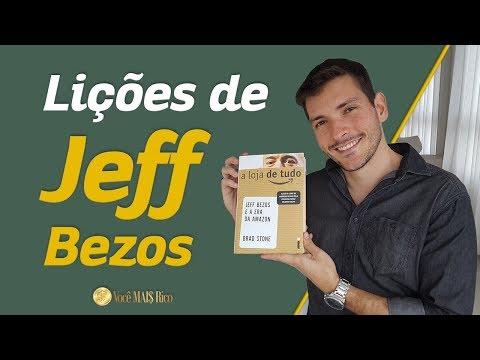 Jeff Bezos e a era da Amazon   5 lições que aprendi com o livro   Você MAIS Rico