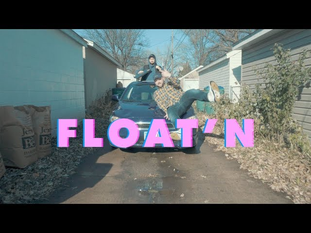 Comp Keyz - Floatn ft. Lazy E (Official Music Visuals)
