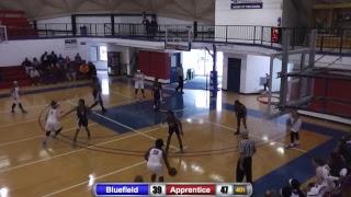 LIVE STREAM: Women's Basketball vs. Apprentice School: 2:00 PM