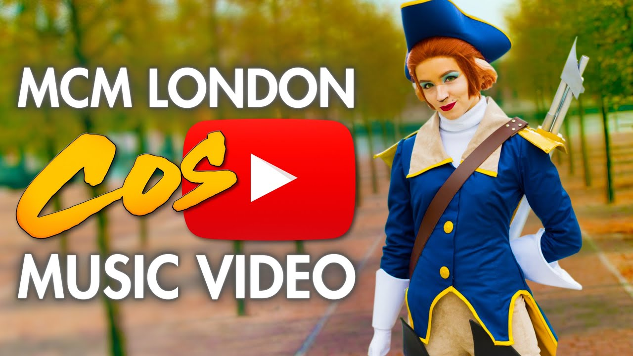 MCM London Comic Con October - Cosplay Music Video 2017