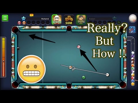 8 ball pool - Berlin Plaza Indirect And Bank Shots