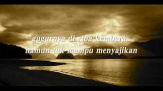 Video Saujana - Saujana  with lirik download MP3, 3GP, MP4, WEBM, AVI, FLV Juli 2018