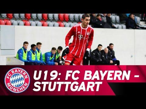 Fc bayern vs vfb stuttgart | full game | under 19's bundesliga