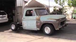 The 1964 Chevy Shortbed Build - Part II