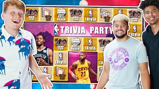 EPIC 2Hype NBA Trivia Party!