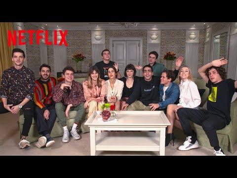 I cast di Baby ed Elite: la sfida | Netflix